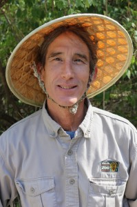 Randy Johnson, president of Native Plant Society of Texas